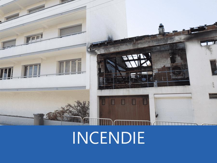 incendie solution 73, problème incendie Chambéry, Reconstruire après incendie Savoie,