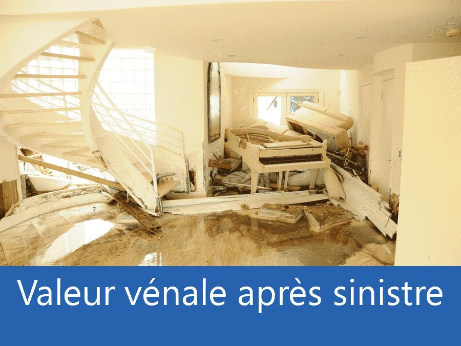 valeur vénale après sinistre 73, valeur dégâts après sinistre 73, avis valeur sinistre Chambéry,